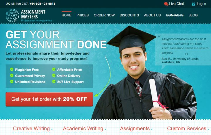 Reliable essay writing service uk
