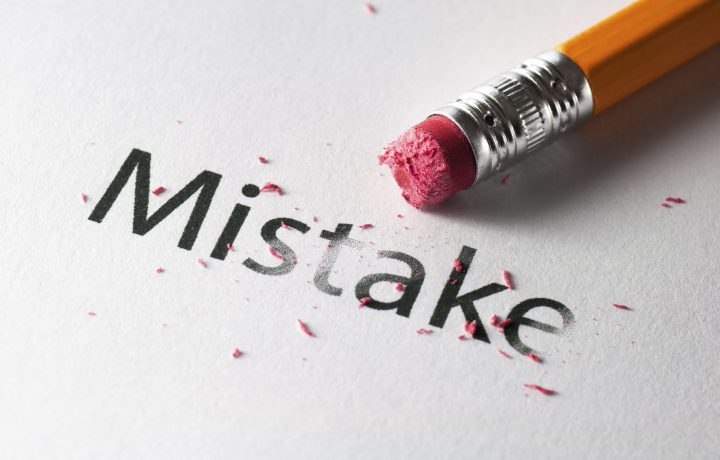 Avoid essay mistakes
