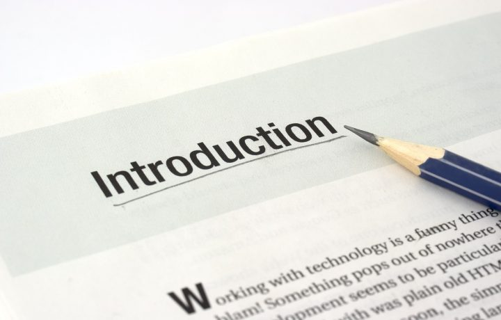 an introduction to the importance of reading and writing The reading, writing, speaking, and listening tasks important for academic  success at the undergradu.