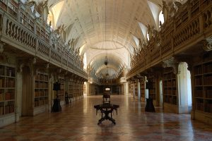 Mafra Palace National Library