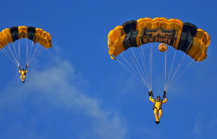 Skydiving descriptive essay