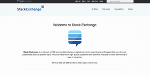 stack exchange tool