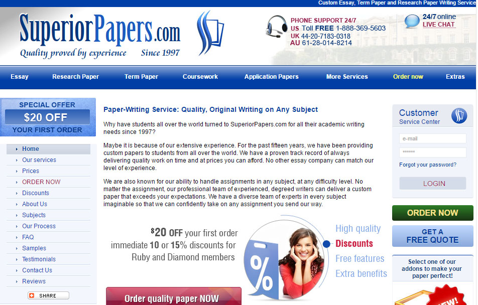 Top Article Review Writing Website For College